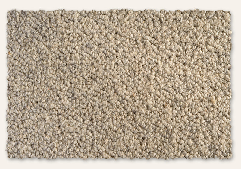 Natural Pure Wool Bio Floor Carpet and Rugs - McKinley