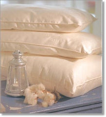Organic Cotton Premium Pillow - Vegan