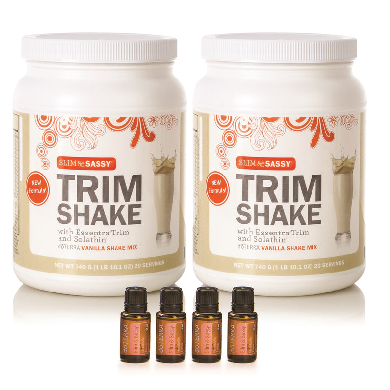 doTERRA Trim Kit-2 Vanilla