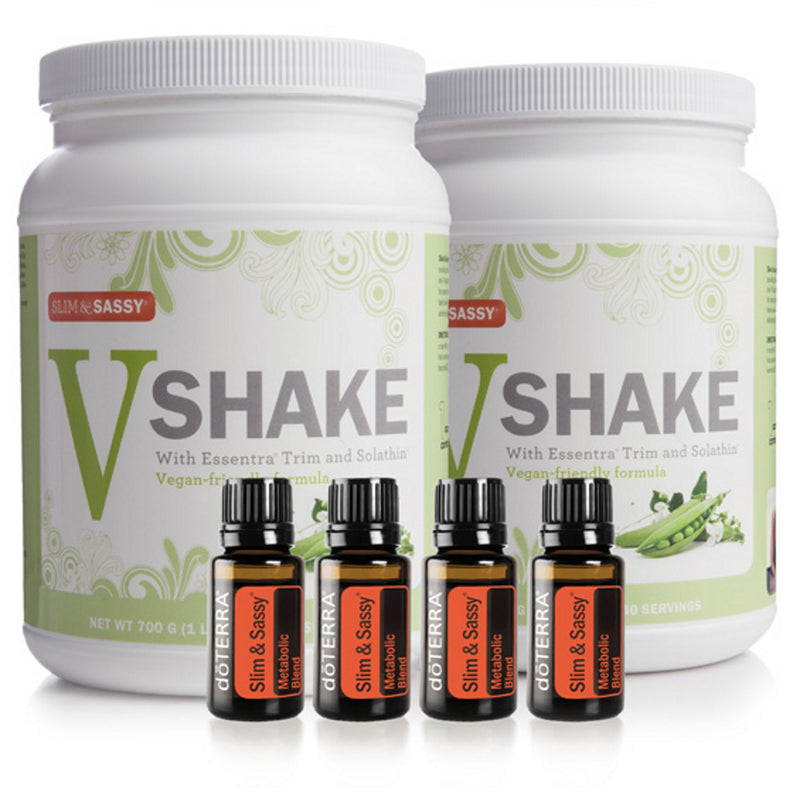 doTERRA Trim Kit-2 V Shakes
