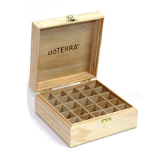 Wooden Box With Logo