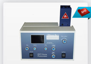 PFP-7 Flame Photometer  Product