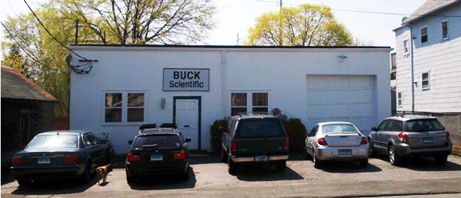 Buck Scientific's corporate headquarters