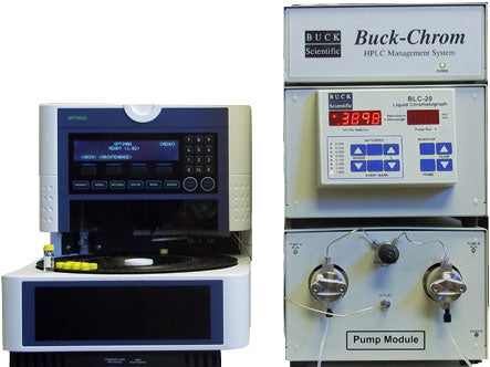 High Performance Liquid Chromatography systems - High