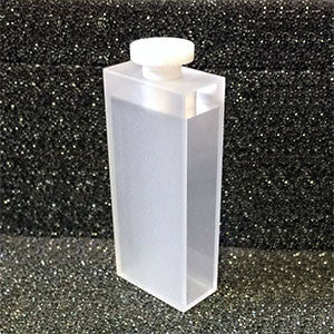 Type 21 Quartz Cuvette with 20 mm Path Length & Stopper