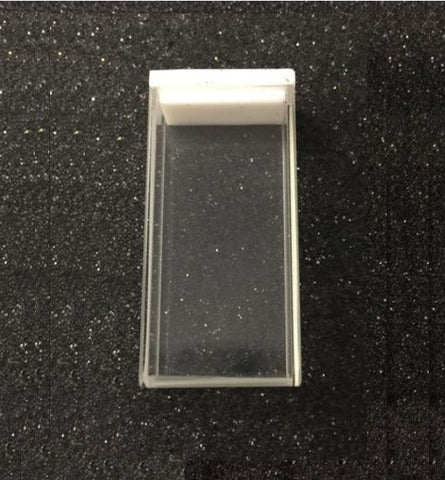 Type 3 Infrasil Fluorimeter Cuvette with 20 mm Path Length