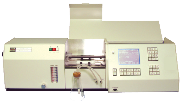 410 Cold Vapor Mercury (Hg) Analyzer