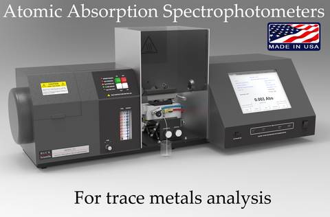 235ATS Atomic Absorption Spectrophotometer