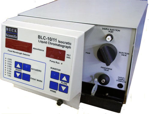 BLC-10 Educational Fixed Wavelength Isocratic HPLC