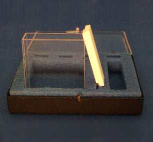 Type 3 Infrasil Fluorimeter Cuvette with 40 mm Path Length