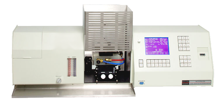 205AAS Atomic Absorption Spectrophotometer