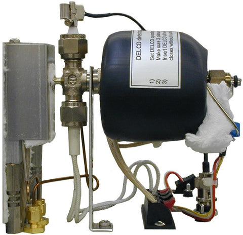 FID/DELCD Combination Detector