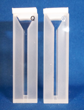Type 18 Quartz Micro Cuvette with 10 mm Path Length