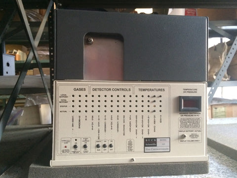 310 Gas-less Gas Chromatograph (with CCD)