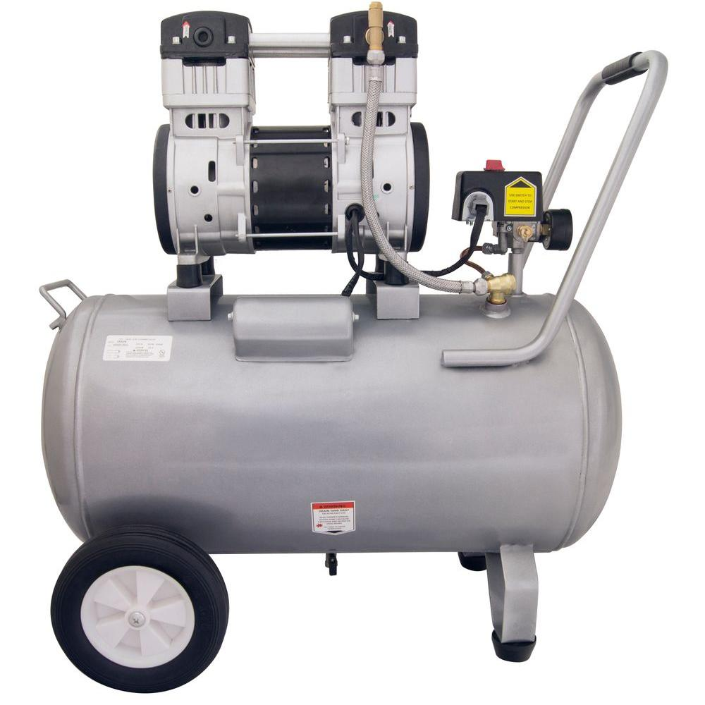 Oil-Less Air Compressor for AA - 110V