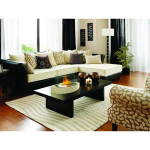 Anywhere Fireplace - Lexington Beige (90203) Tabletop Ethanol Fireplace - Prometheus Fireplaces