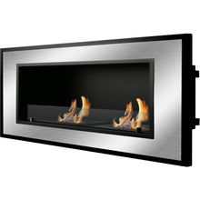 Load image into Gallery viewer, Ignis Bellezza Wall Mounted - Recessed Ventless Ethanol Fireplace - Prometheus Fireplaces