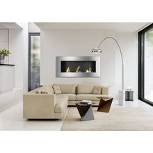 Load image into Gallery viewer, Optimum - Recessed Ethanol Fireplace - Prometheus Fireplaces