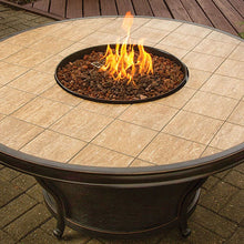Load image into Gallery viewer, American Fire Glass Whitney Fire Pit Table - Prometheus Fireplaces