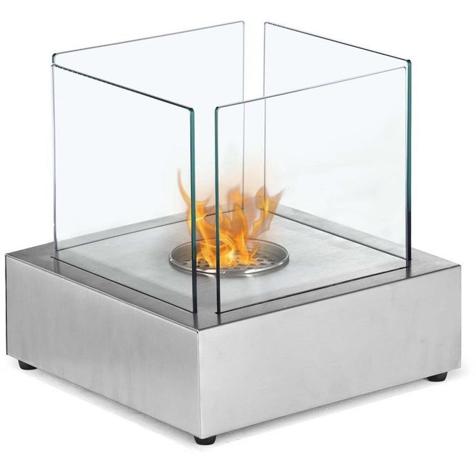 Ignis Cube TTF-015 Tabletop Ethanol Fireplace - Prometheus Fireplaces