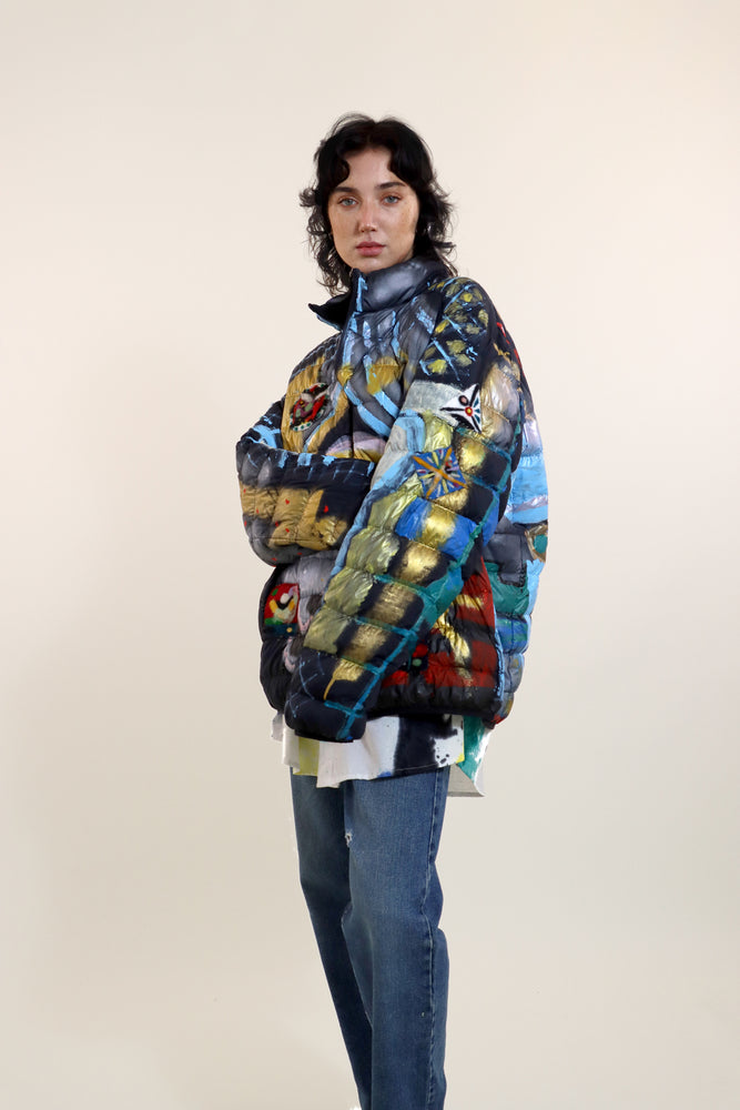 Dan Siney Puffy Jacket Collabo V. 2