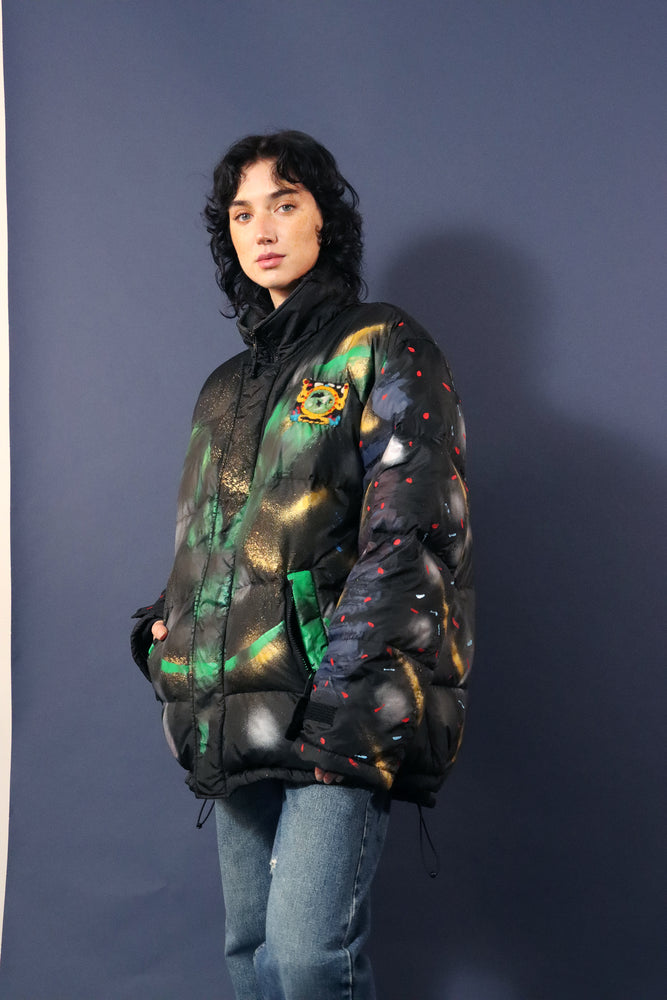Dan Siney Puffy Jacket Collabo V. 1