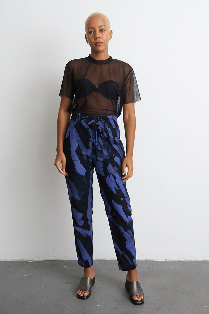Kpong Trouser in Rorschach