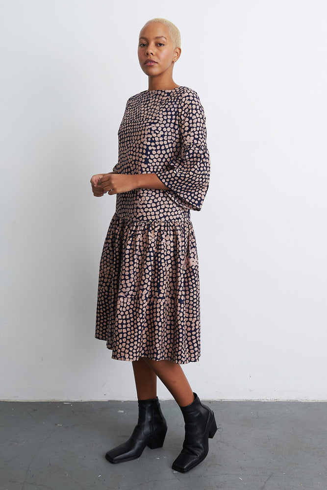 Mutare Dress in Weekly Rythm