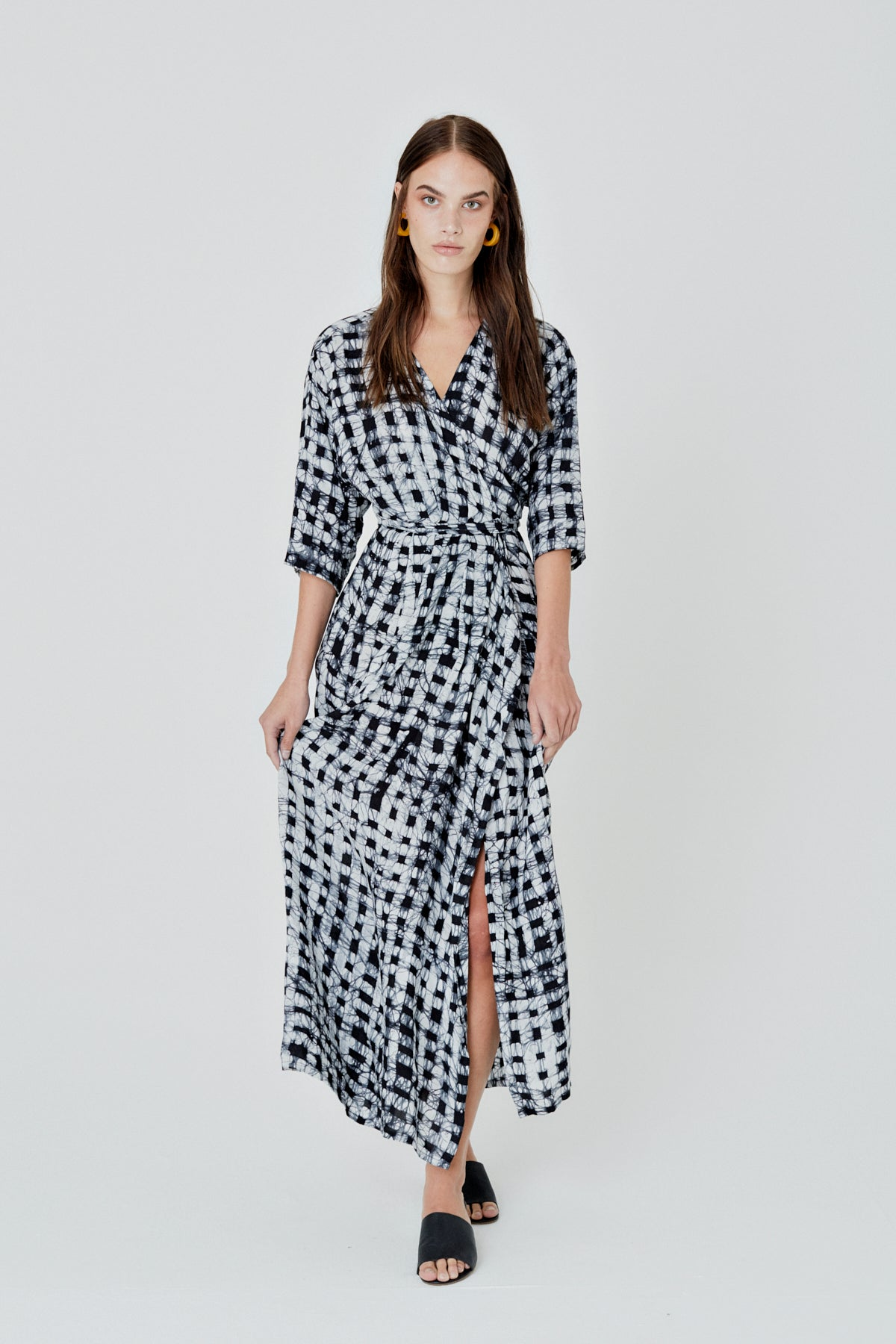 Letsa Wrap Dress in Excel Doc