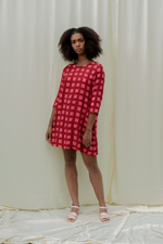 Krobo Dress in Queen Me