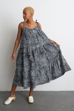 Esca Dress in Dot Dot Dot