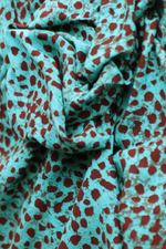 Fabric - Rayon in Baby Giraffe