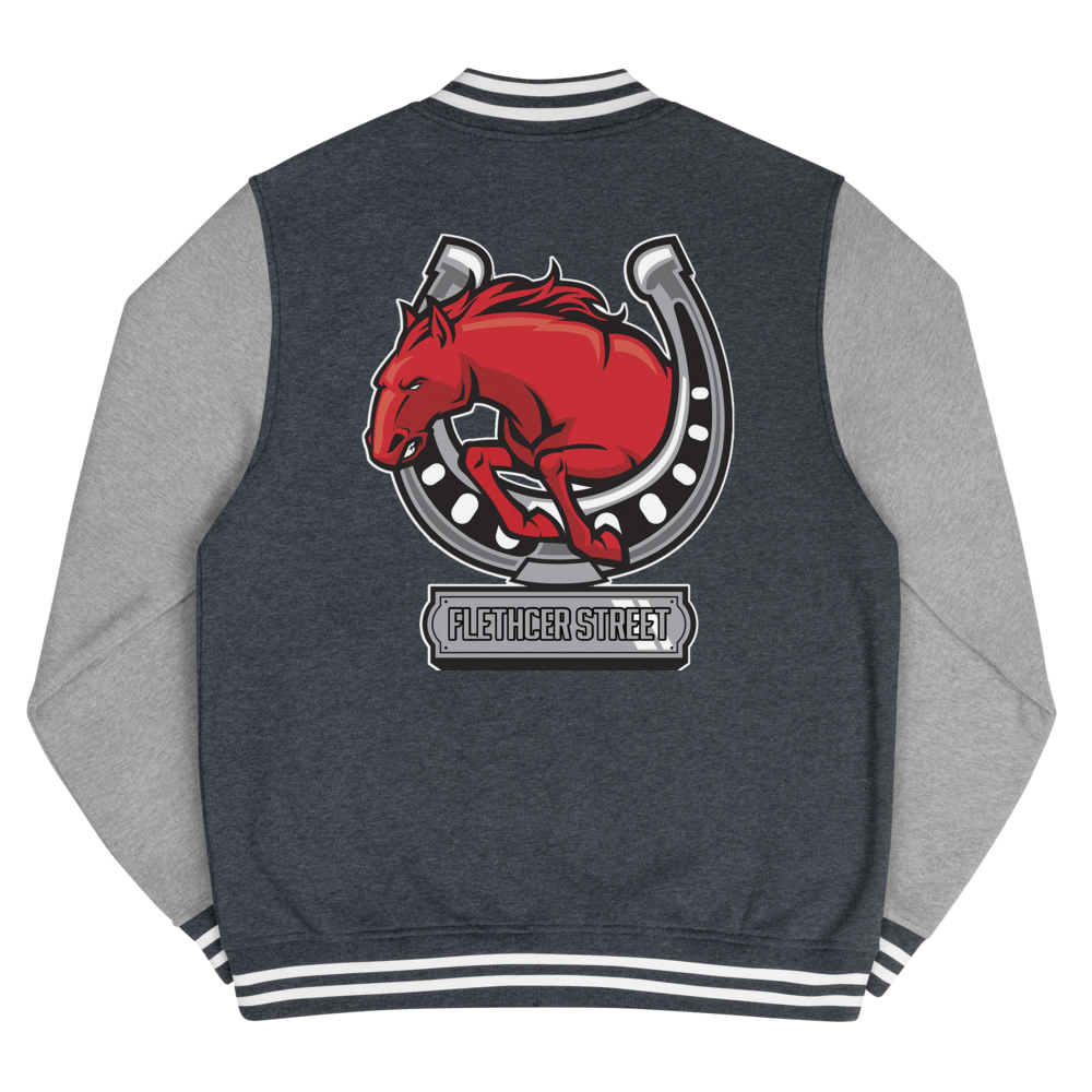 Fletcher Street™ Letterman Jacket
