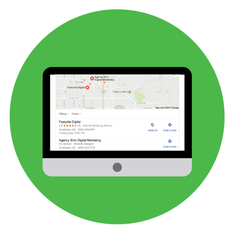 Local SEO – Google My Business & Top Tier/Industry Citations