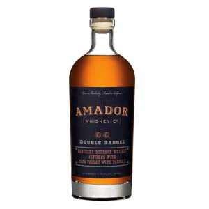 AMADOR WHISKEY CO. DOUBLE BARREL