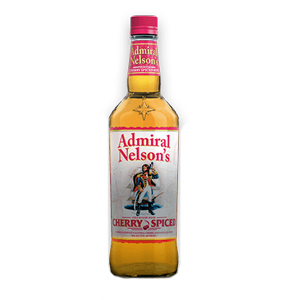 Admiral Nelson Cherry Spiced