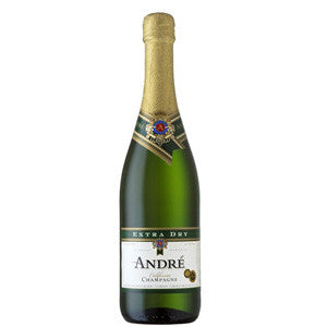 Andre Extra Dry California Champagne