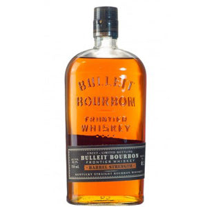 BULLEIT BOURBON BARREL STRENGTH LIMITED EDITION