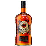 Bacardi Oak Heart
