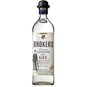 Broker's Premium London Dry Gin