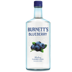 Burnetts Blueberry Vodka