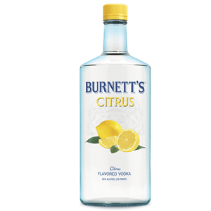 Burnetts Citrus Vodka
