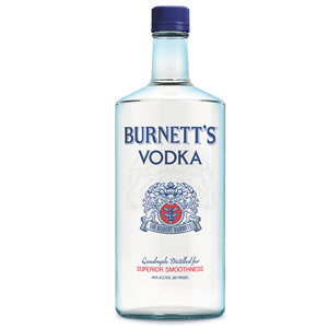 Burnetts Vodka