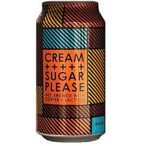 CYCLE BREWING CREAM & SUGAR PLEASE 6PK CANS