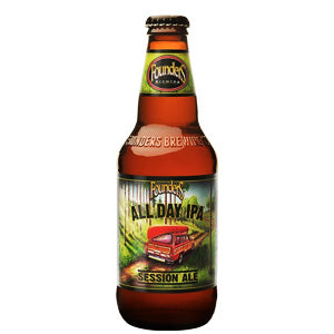 FOUNDERS ALL DAY IPA 6PK BTTLS