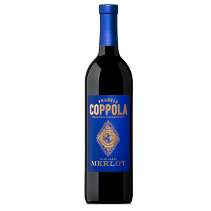 FRANCIS COPPOLA DIAMOND COLLECTION BLUE LABEL MERLOT