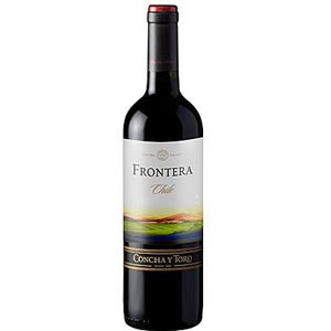 Frontera Central Valley Merlot Concha Y Toro 2014
