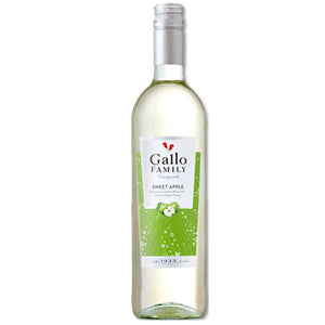 GALLO FAMILY SWEET APPLE WINE