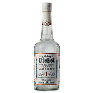 George Dickel White Whiskey No.1