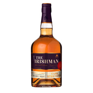 IRISHMAN CASK STRENGTH IRISH WHISKEY